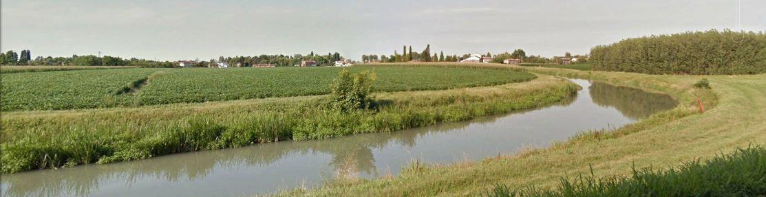 Il fiume canale Piavon